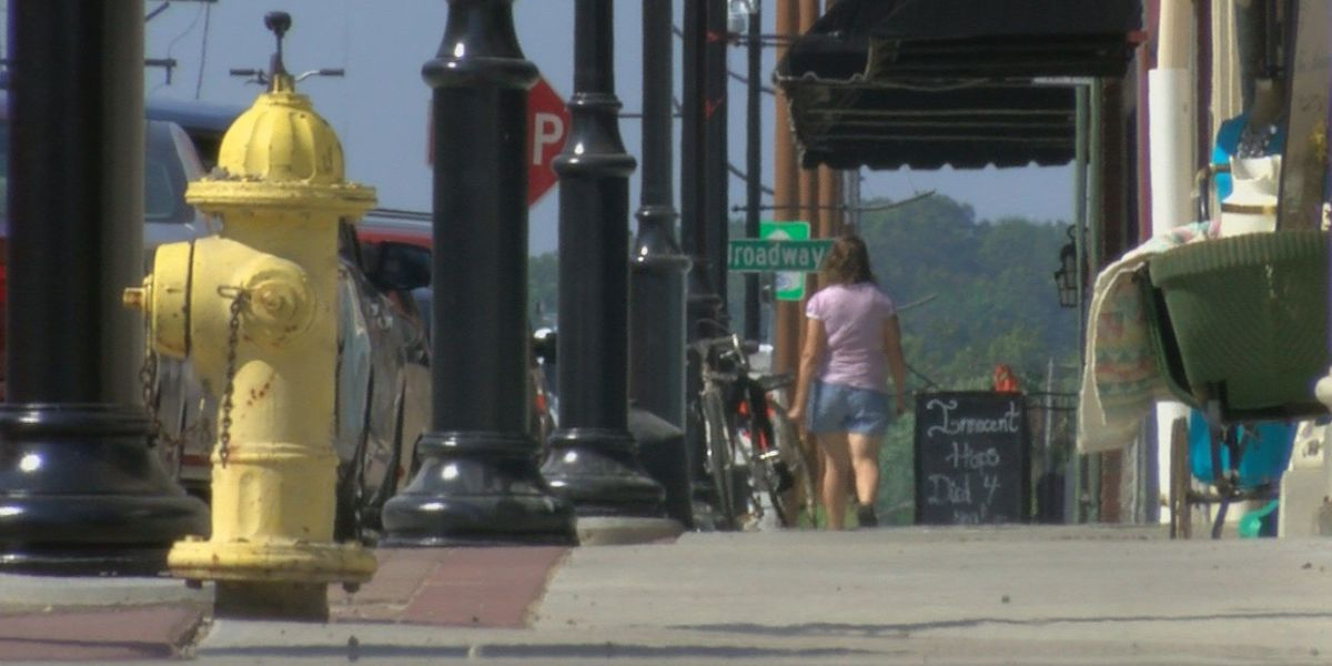 Downtown Cape businesses glad construction is over