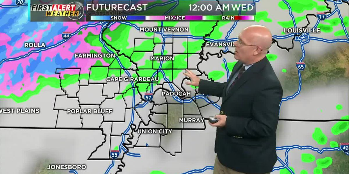 First Alert Forecast at 5 p.m. 2/25