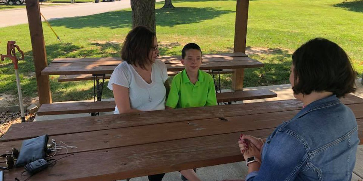 10-year-old raising money to build all-inclusive park in Perryville