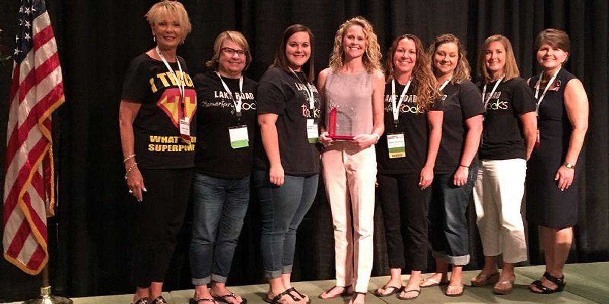 Poplar Bluff school receives Dr. Mary Richter Award