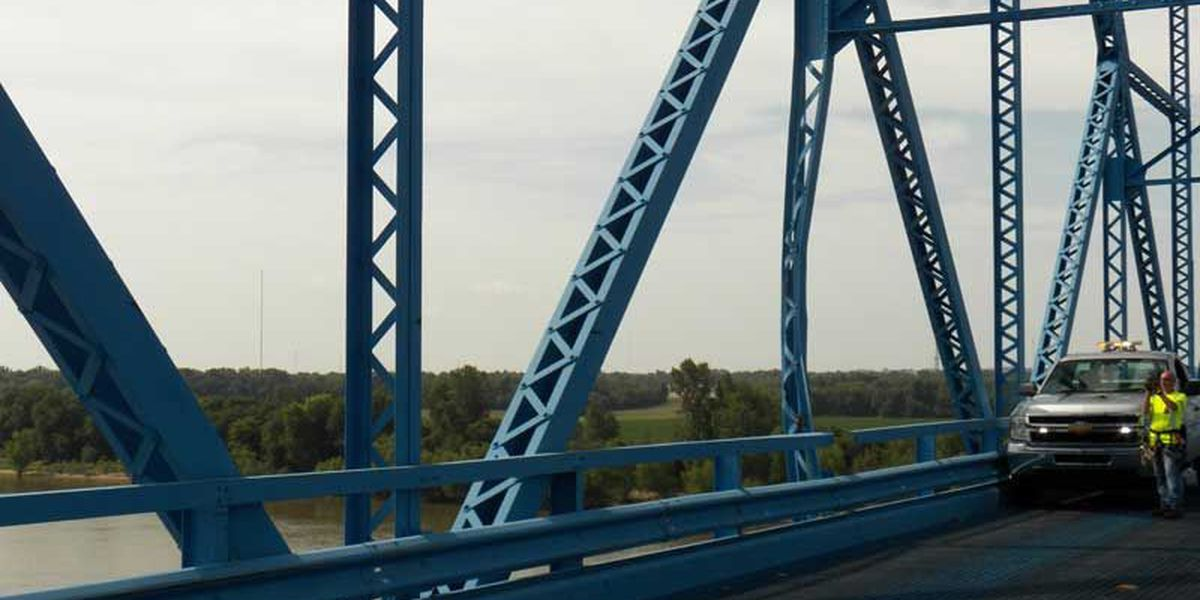 Brookport Bridge opens on Friday ahead of schedule