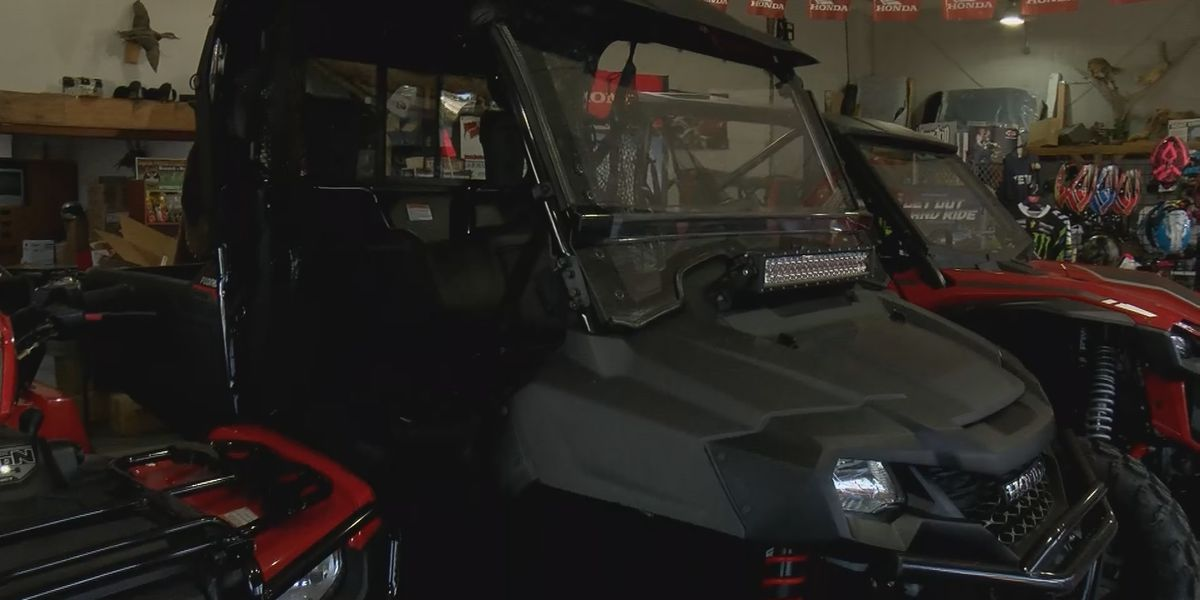 Sikeston city council considers ordinance allowing UTVs on city streets