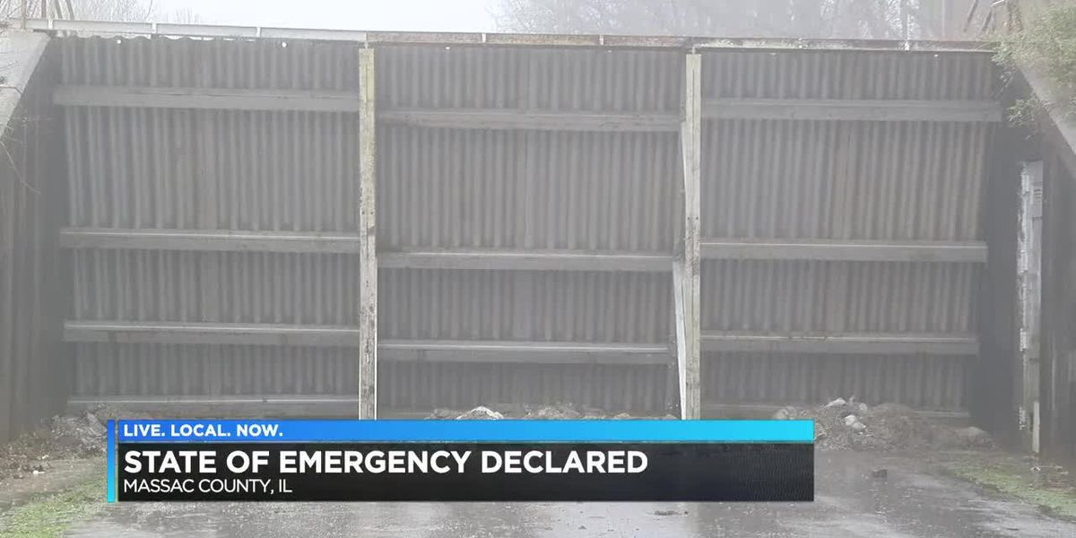 Massac County declares state of emergency