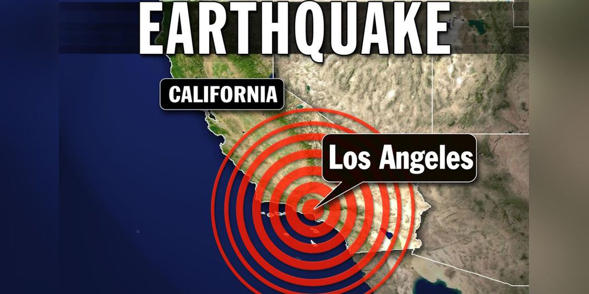 Magnitude 4.2 earthquake shakes Southern California