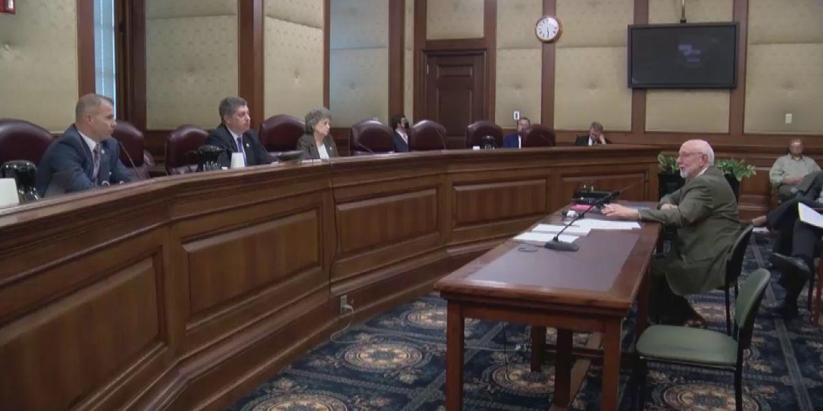 Mo. lawmakers debate militia bill