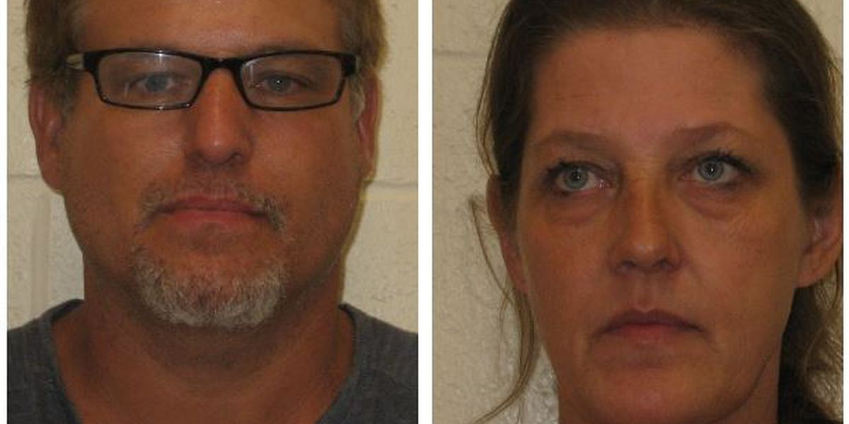 Mt. Vernon husband & wife arrested for breaking in storage unit, stealing