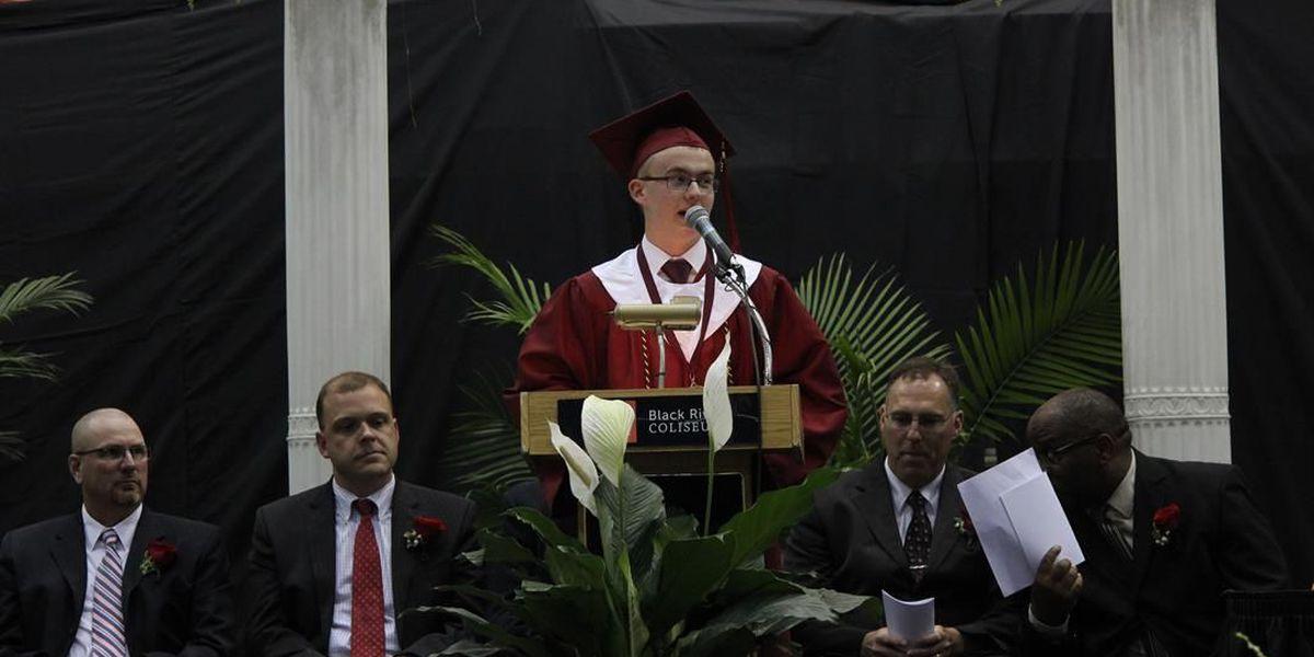 Nearly 300 seniors graduate from Poplar Bluff High School