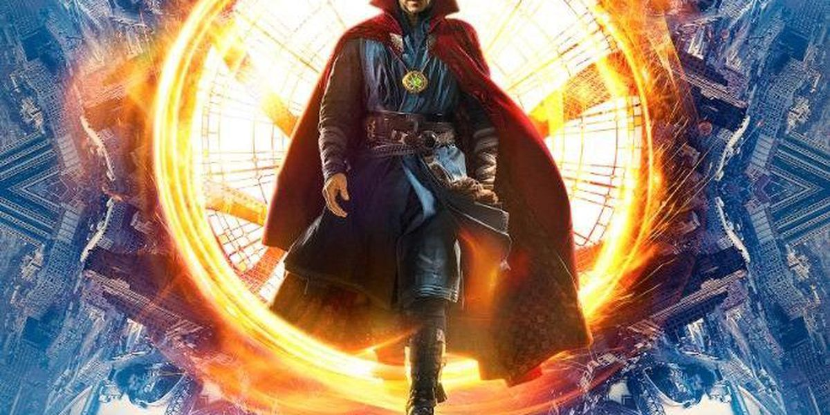 New Releases: 'Doctor Strange, 'Hacksaw Ridge' and 'Trolls'