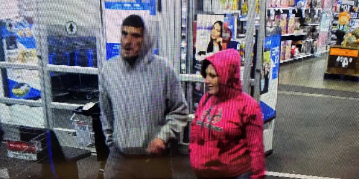 KSP: Tips help identify 2 suspects accused of using a stolen credit card