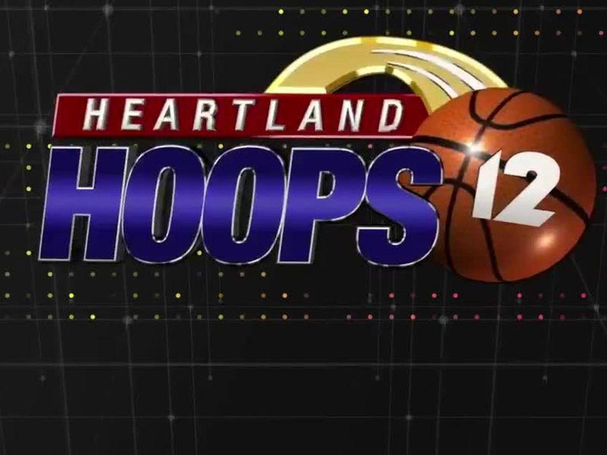 Heartland Hoops scoreboard 2/28