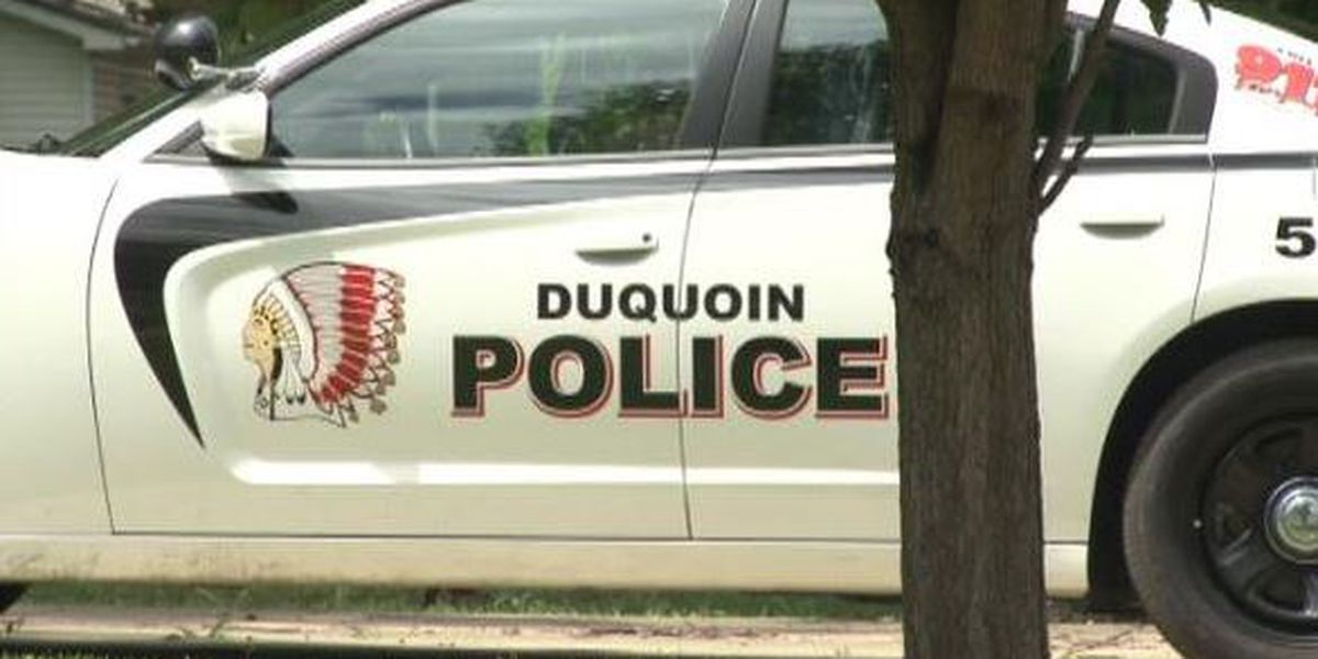 Suspect in custody after alleged armed robbery in Du Quoin