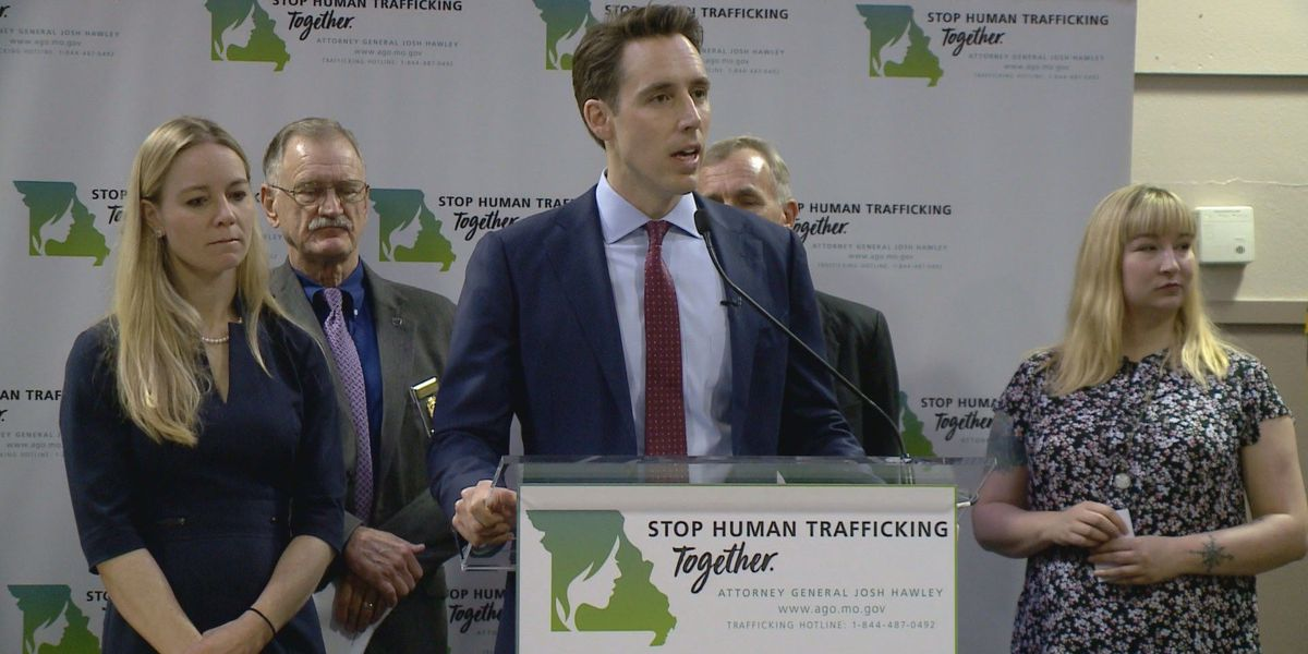 MO Attorney General cracks down on human trafficking, forms task force