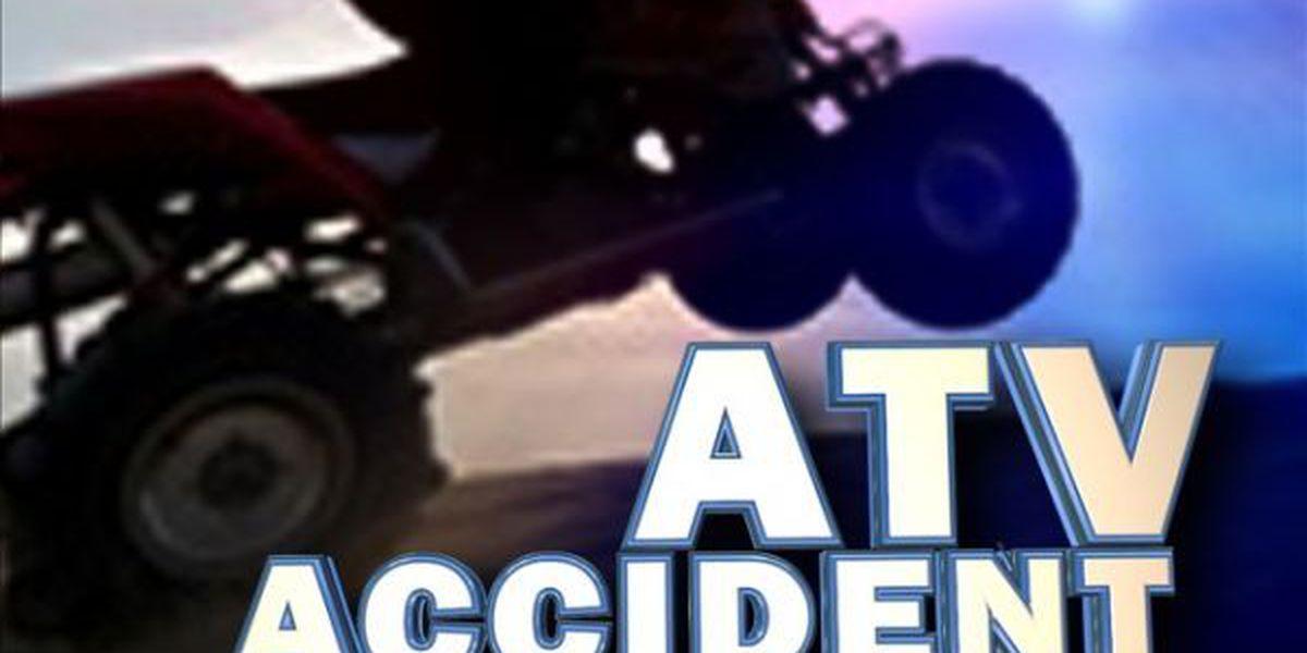 ATV crash into home injures Glen Allen man