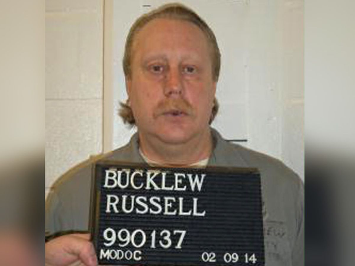 Execution date of Oct. 1 set for Russell Bucklew