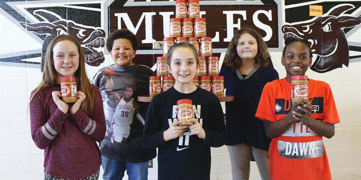 Good cause leads to big peanut butter sales in Poplar Bluff, MO
