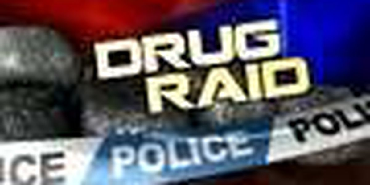 2 Kentucky men arrested on meth charges