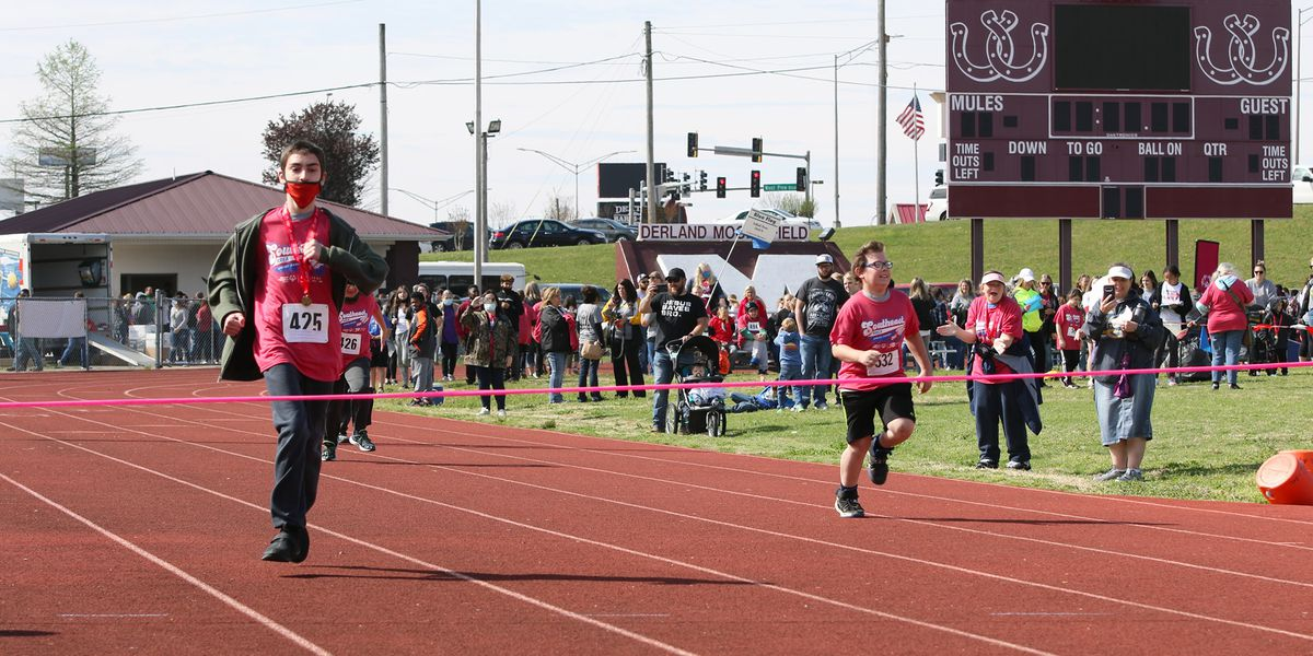 Heartland athletes compete in Special Olympics Spring Games in Poplar Bluff