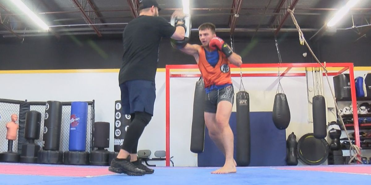 Heartland MMA fighter opens up about being bullied