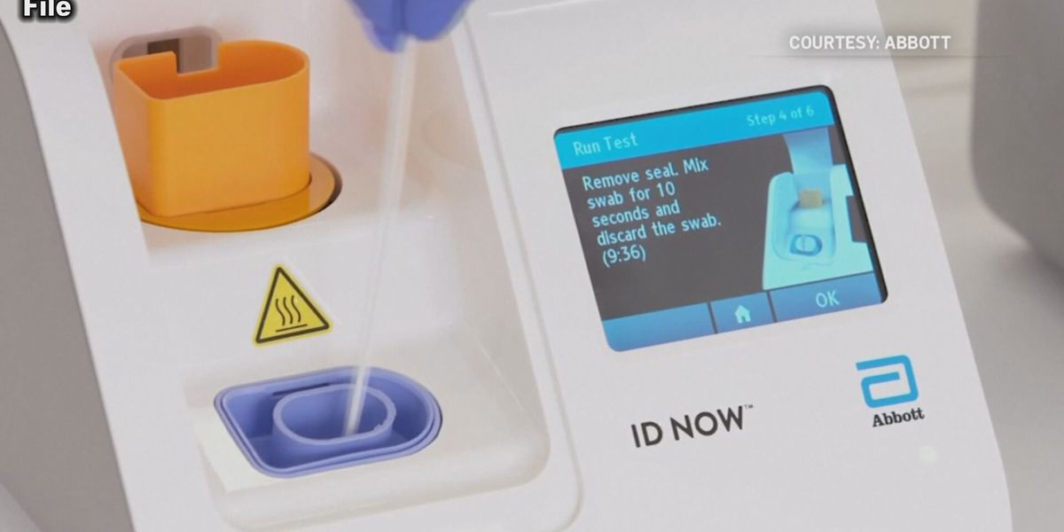 Butler County Health Department receives rapid COVID testing machine
