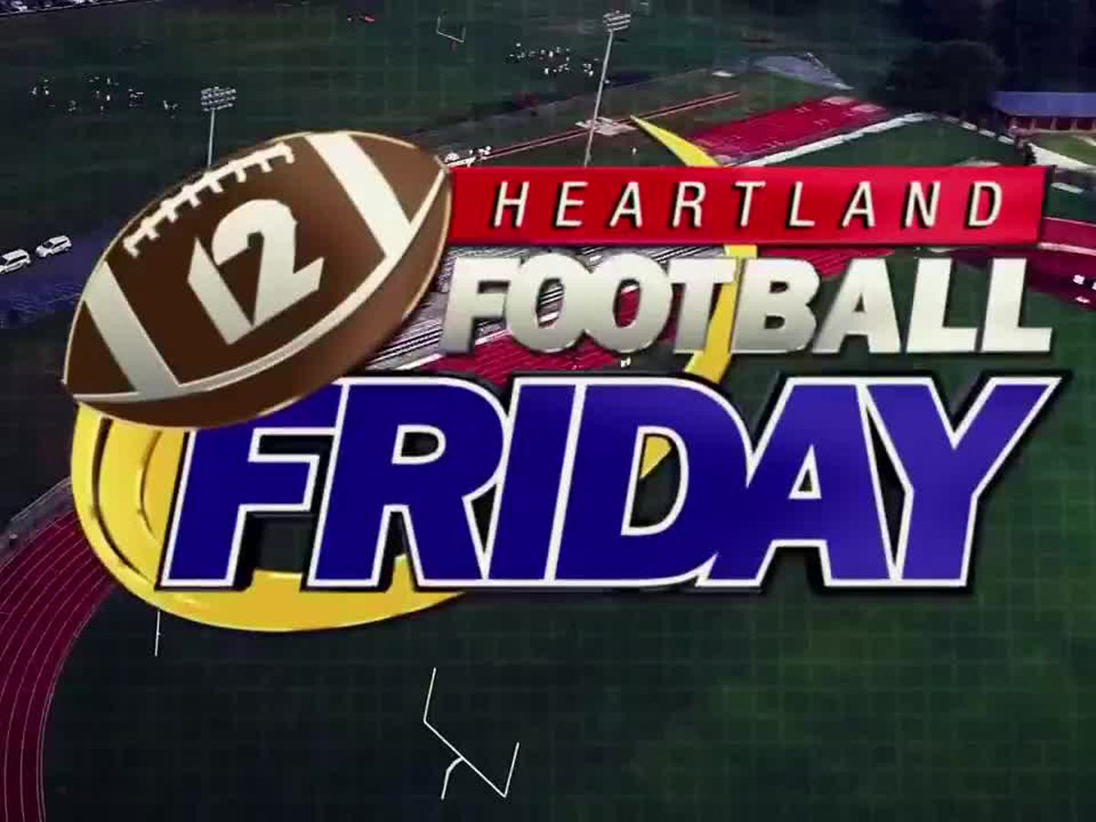 Heartland Football Friday Week 9 final scores