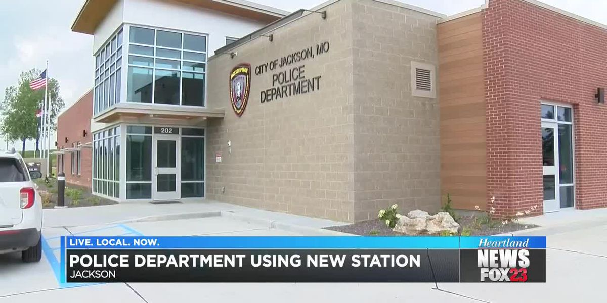 Police dept. using new station