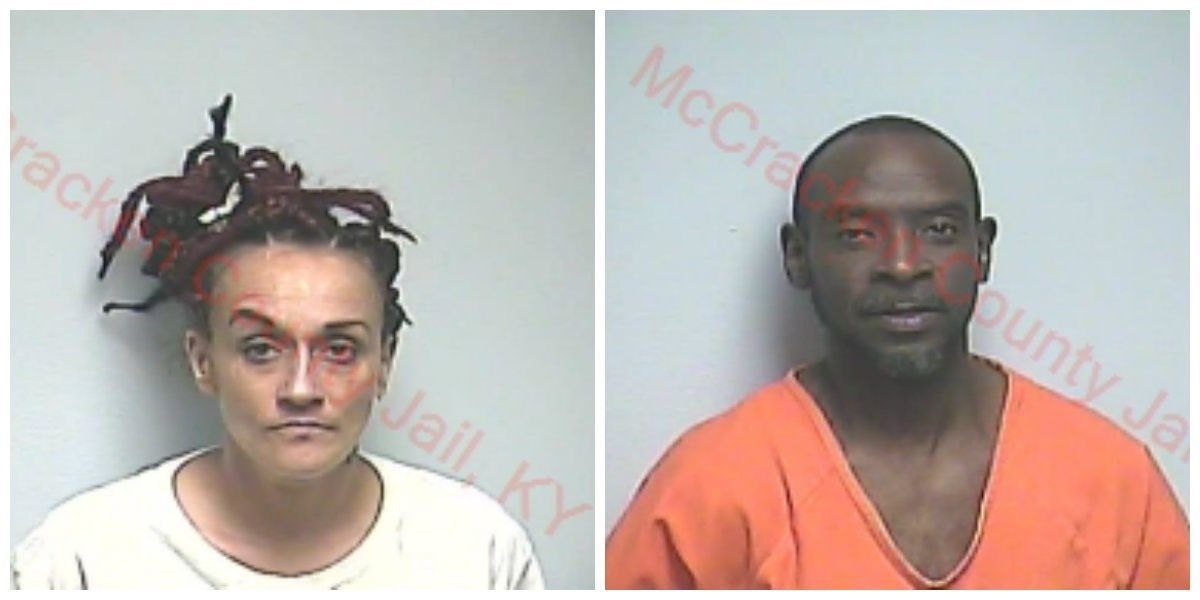 2 facing drug charges after McCracken Co., KY traffic stop