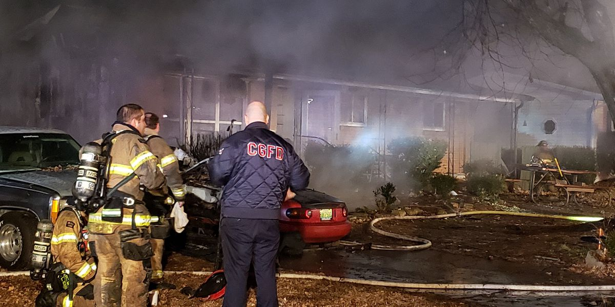 Fire Marshal to investigate early morning house fire