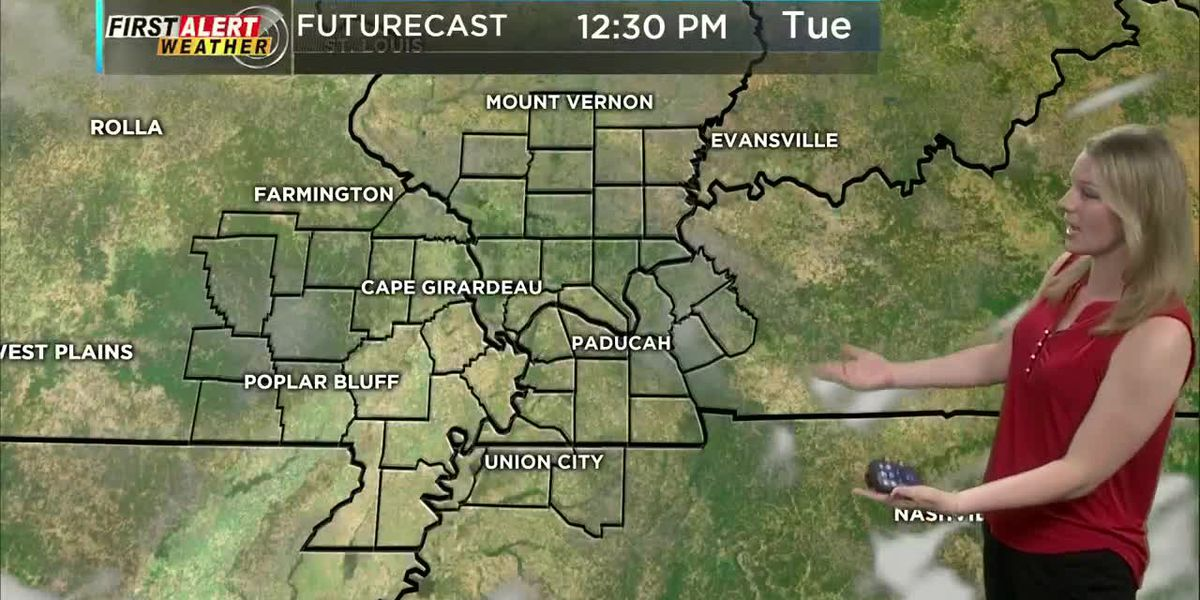 First Alert Weather: What to expect 5/27