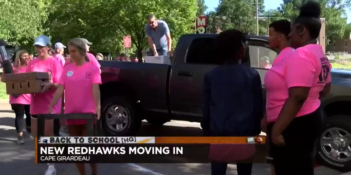 New Redhawks move in Aug. 15