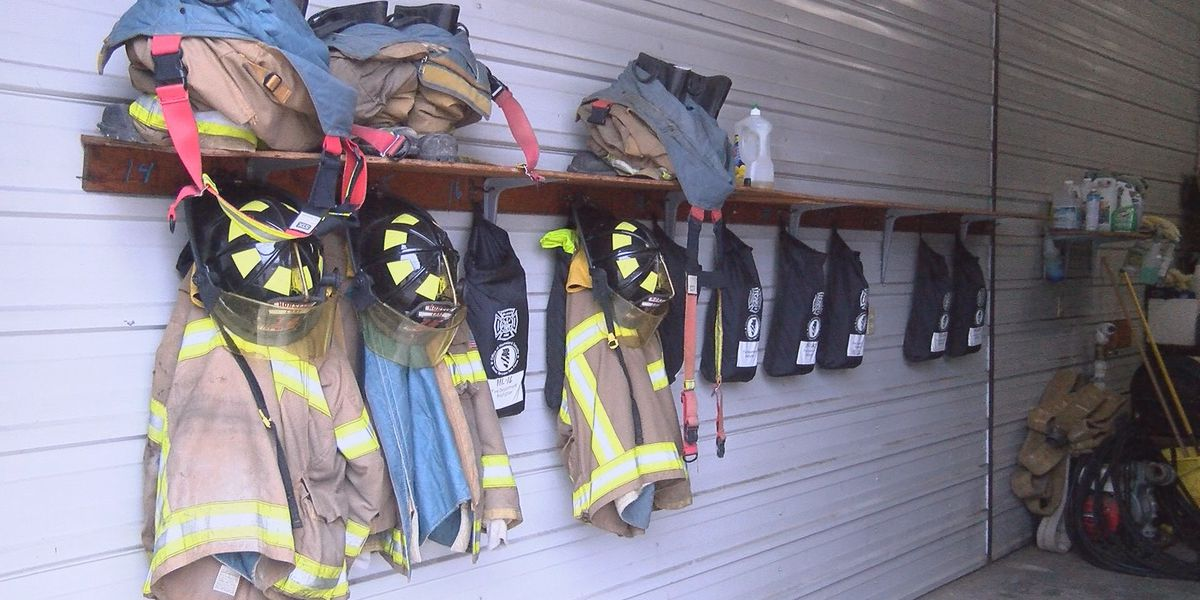 Alexander County Fire Departments in big need of firefighters