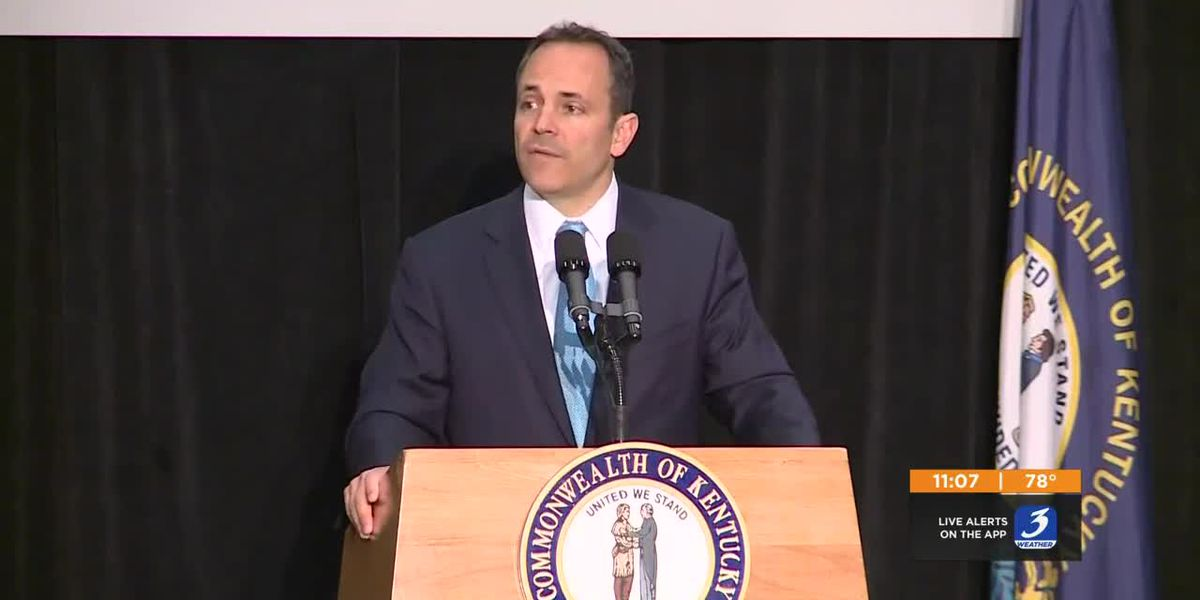 Bevin issues call for special legislative session