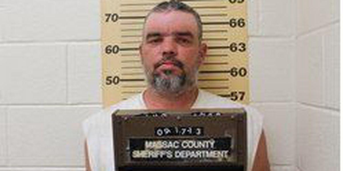Massac County man accused of firing gun in neighborhood