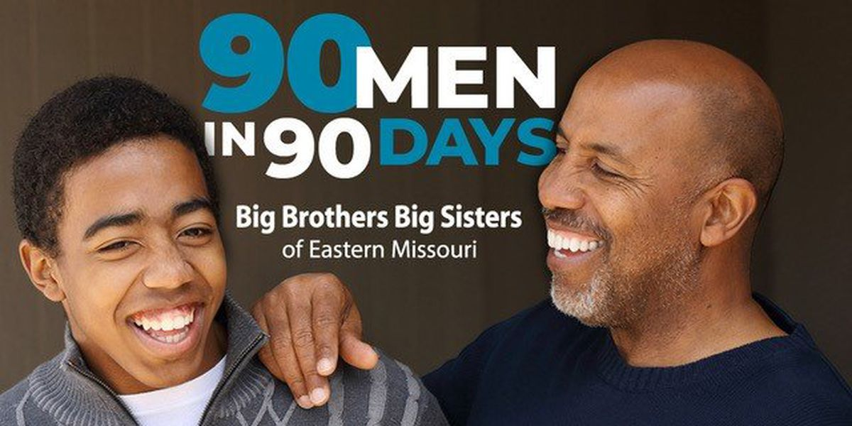 Big Brothers Big Sisters is looking for 90 brothers in 90 days