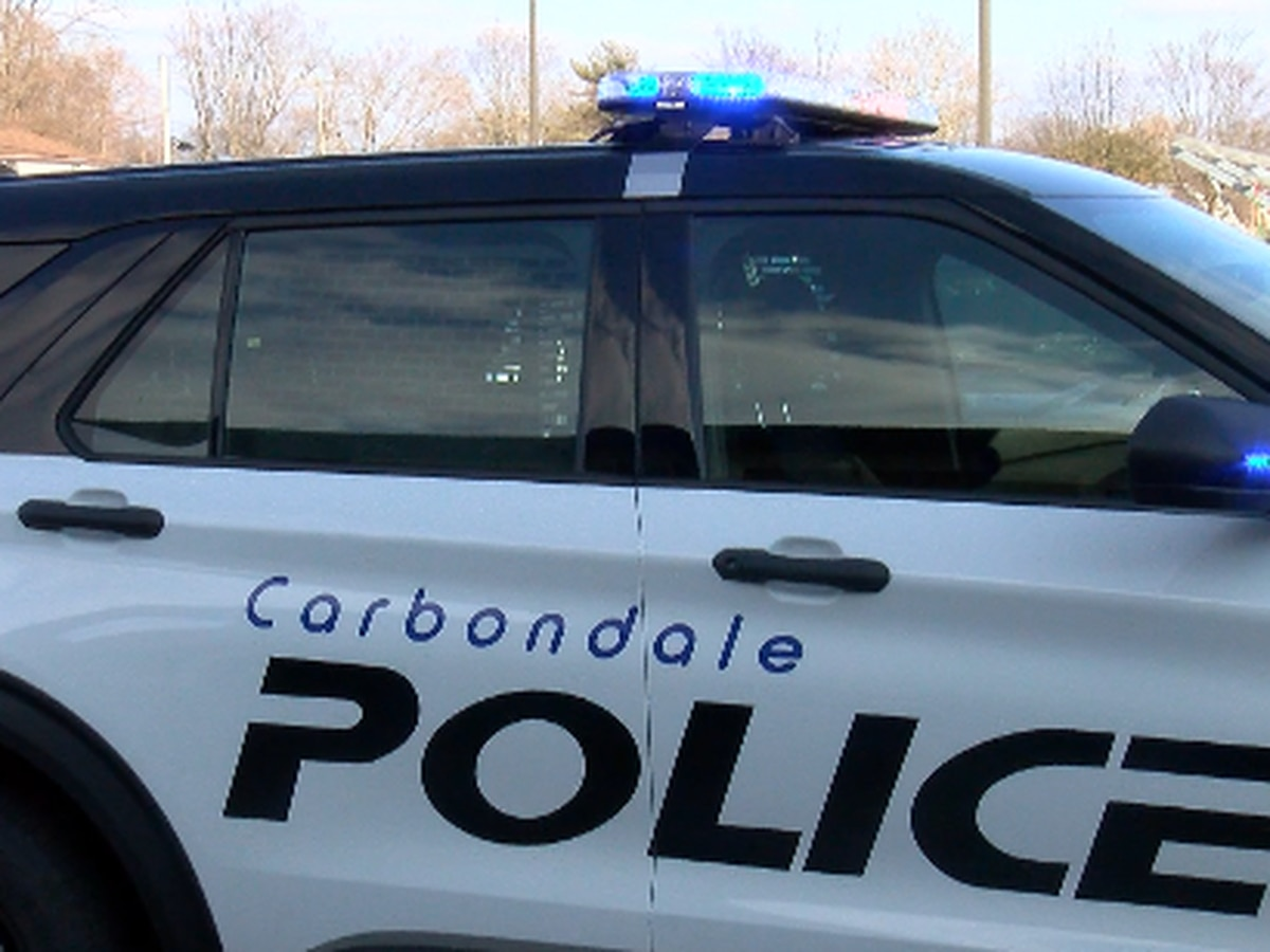 Carbondale man accused of shooting at home, fleeing on bicycle