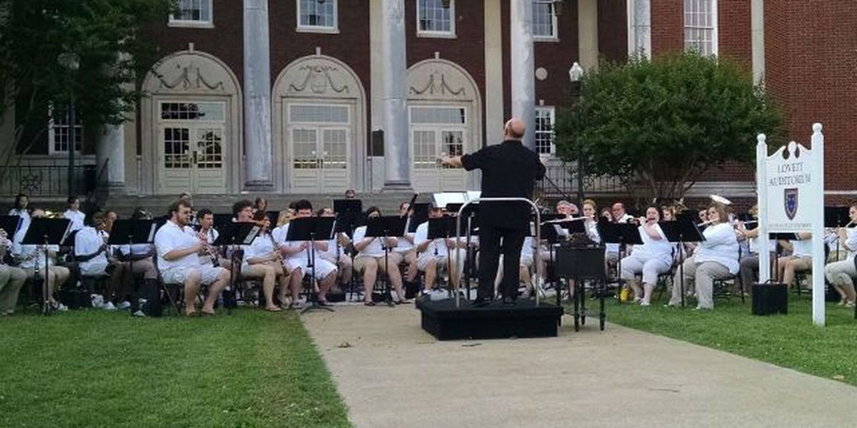 Murray State University Town, Gown Community Band to perform in concert June 6