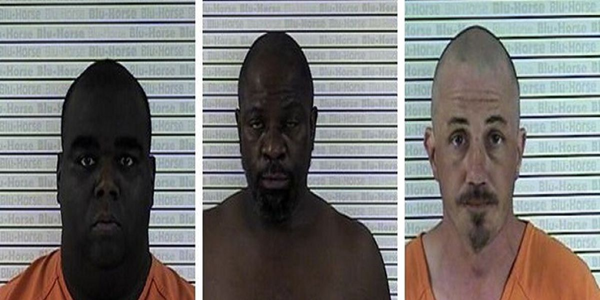 Mayfield, Ky. police serve warrants to 2 inmates, one man arrested