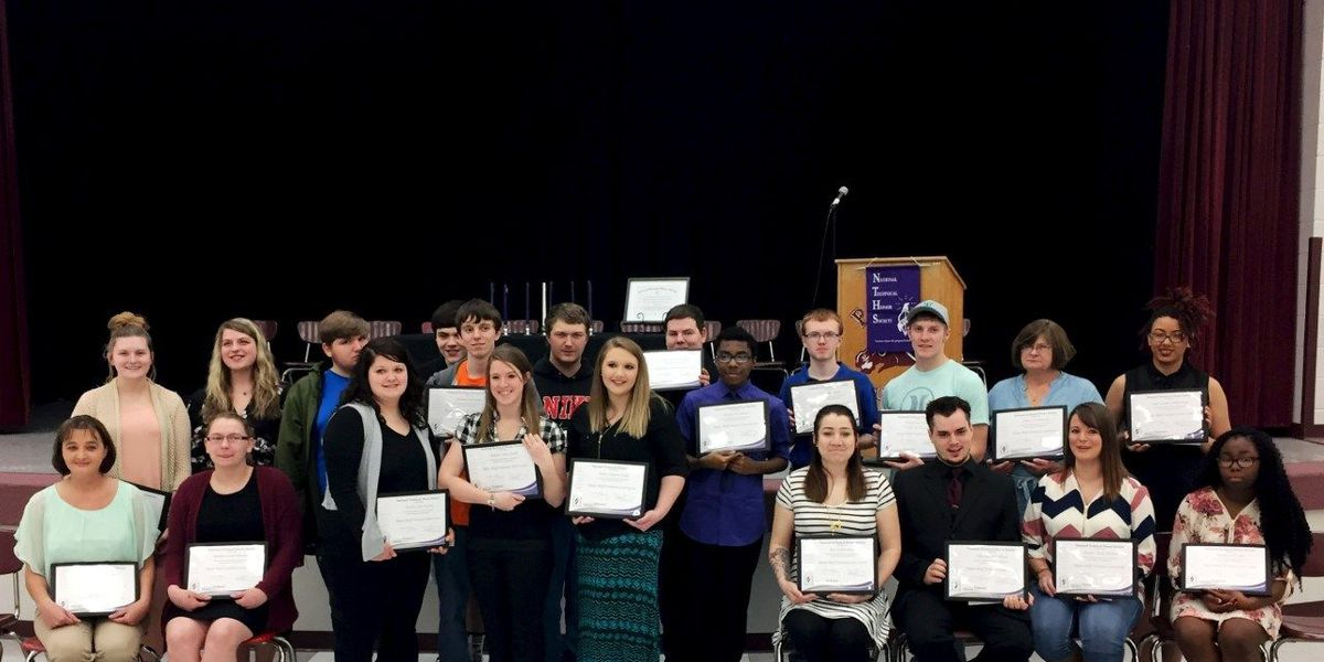 National Technical Honor Society established at Poplar Bluff Technical Career Center