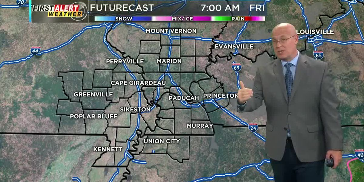 First Alert Weather 6 p.m. 11/13/19