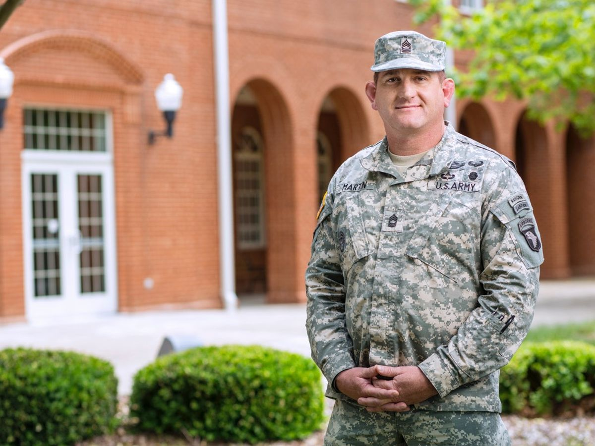 Murray State offers discount for students in military