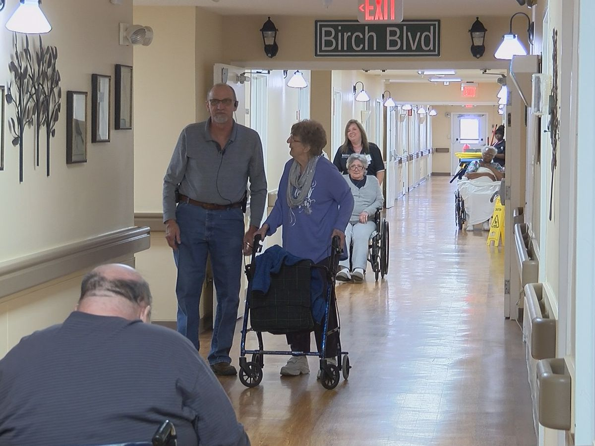 Residents excited to return home after tornado struck nursing home 8 months ago
