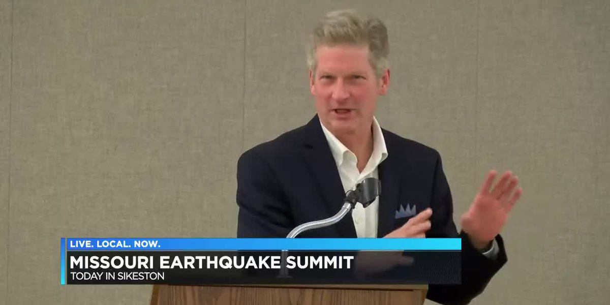 Missouri Earthquake summit