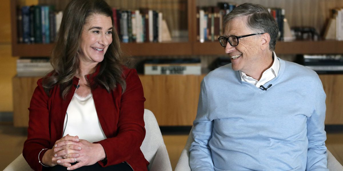 Bill and Melinda Gates announce they are ending marriage