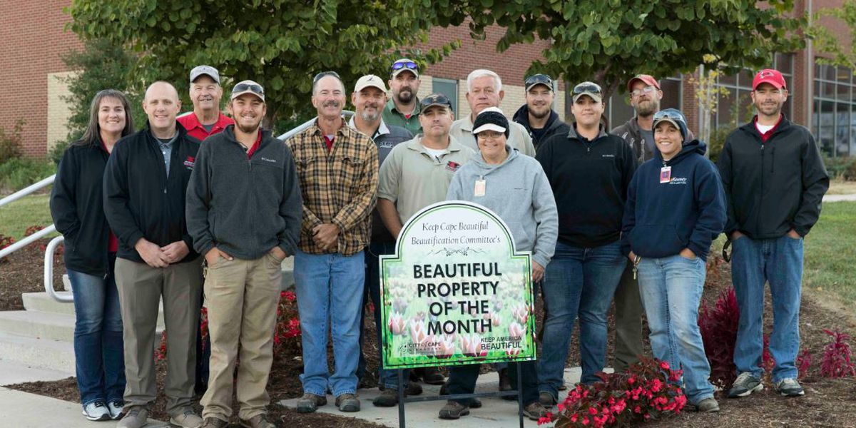 Southeast River Campus honored with Cape Girardeau's city beautification award