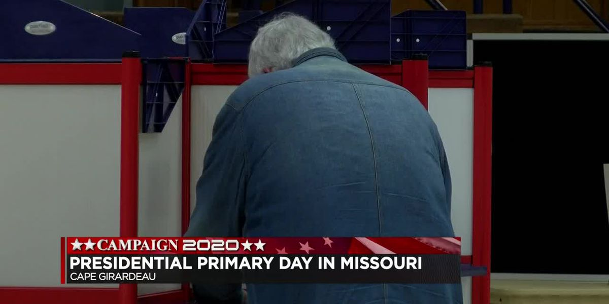 Cape Girardeau Co. voters head to the polls