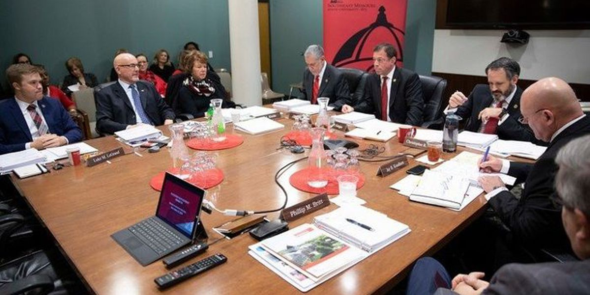 Southeast Mo. State University Board of Regents consider academic program changes