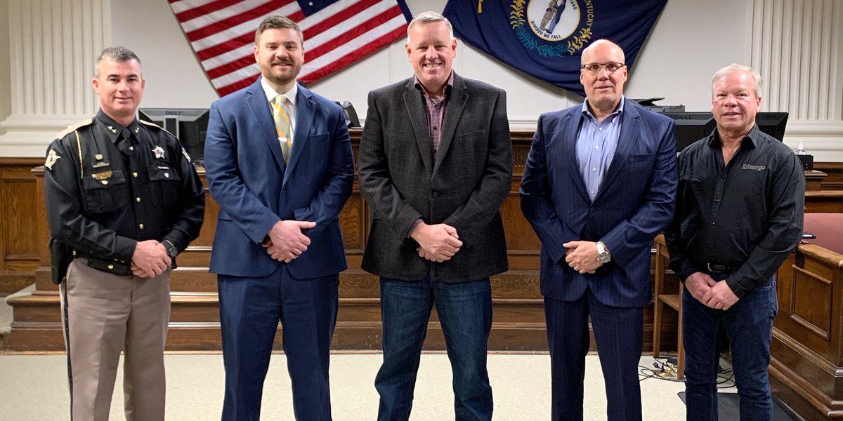 McCracken Co. Sheriff's Office starts foundation