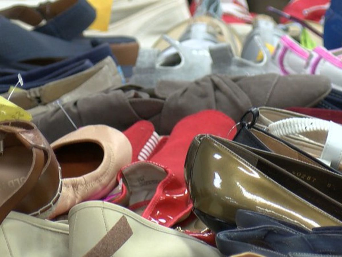 How area thrift shops recycle donated items in need of repair