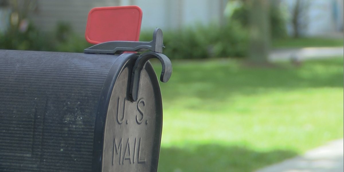 ID theft victim reports attempted theft from mailbox