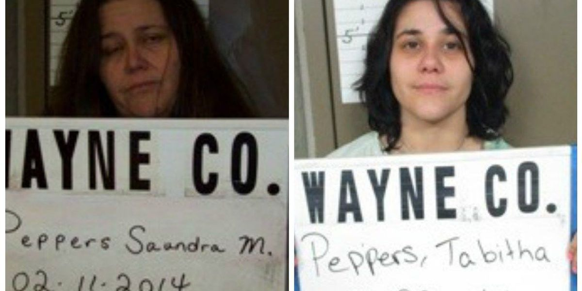 ARRESTED: 2 women in connection to Wayne Co., MO drug bust