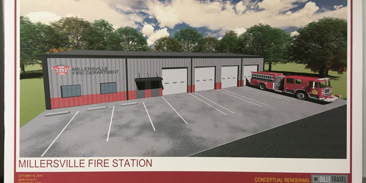 Millersville Rural Fire Protection District says they need a new station